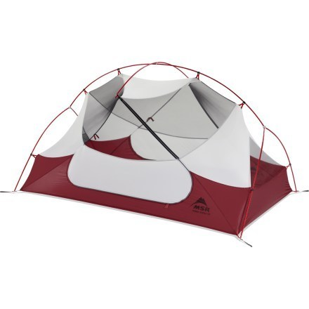 Camp and Hike At just 3 lbs. 7 oz., this tent is an ultralight, ultra-livable 3-season shelter for 2 backpackers. It packs down small thanks to an ultra-compact compression sack. - $399.95