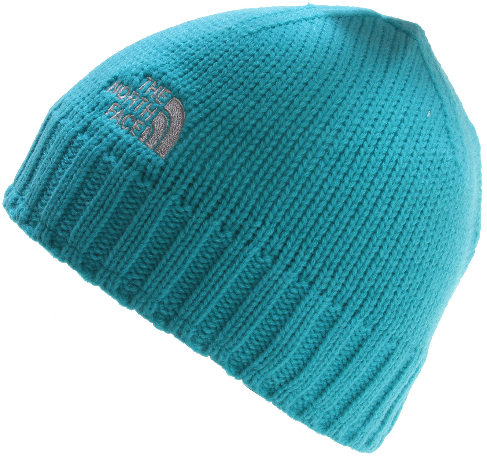 Camp and Hike Fully fashioned for a great fit across your noggin, and hides your helmet hair after a day on the mountain.Key Features of The North Face Tenth Peak Beanie:    100% Acrylic; 100% Recycled polyester fleece ear bnd    Fully Fashioned    Unisex    Embroidered logo - $20.95