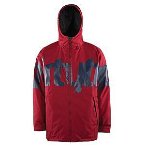 Snowboard The ThirtyTwo Lowdown Ski Jacket is back by popular demand and still boasts all the best so you can destroy the mountain and remain warm and comfortable in the process.  This Lowdown Jacket has an 8k breathability and waterproof rating so that you can head out when the snow is falling and know that it won't penetrate the barrier of the jacket.  Its Hood Drawcords affords you the opportunity to tighten up so that you have plenty of coverage when those temperatures fall and the winds kick up.  The Media Pocket is a place to store your MP3 player or smart phone and you'll have a few miscellaneous pockets for storage.  The Pit Zips open up to allow some fresh air to flow inside which is a relief on those warm spring ski days when you're working up a sweat carving through the slush.  The Wrist Drawcords and Wrist Cuff Gaiter is just another tool to help keep the snow from coming inside the jacket.  A fan favorite, the ThirtyTwo Lowdown Ski Jacket combines a subtle style with warmth and comfort.  Hood Drawcords,  Media Pocket,  Pass Pocket,  Model Year: 2014, Product ID: 330818, Shipping Restriction: This item is not available for shipment outside of the United States., Model Number: 8130000458 600 S, GTIN: 0886744371619, How Does This Fit?: True To Size, Warmth Factor: No Insulation, Cinch Cord Bottom: Yes, Waterproof Zippers: No, Wrist Gaiter: Yes, Cuff Type: Velcro, Breathability: Mild Breathability (5,001 - 10,000g), Waterproof: Mild Waterproofing (5,001 - 10,000mm), Insulation Type: None (Shell), Length: Medium, Jacket Fit: Loose, Type: Shell, Race: No, Battery Heated: No, Warranty: One Year, Powder Skirt: No, Pit Zip Venting: Yes, Hood Type: Fixed, Breathability Rating: 8,000g, Waterproof Rating: 8,000mm, Taped Seams: None, Exterior Material: Nylon Dobby - $69.93