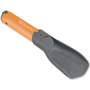 Made with Nylon 66, this pocket trowel is lightweight and compact. It's the ideal tool for practicing Leave No Trace principals. Please note that if you are in situations where you may encounter hardened or rocky soil, you should choose a more heavy duty trowel. Features: a   Strong, ultra light reinforced Nylon 66 a   Compact and lightweight design for easy packing a   Storage space in handle for lighter/toilet tissue - $9.95