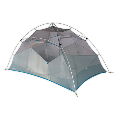 Camp and Hike If you're looking for a tent that won't weigh you down or make you feel claustrophobic, this is the one for you. The EMS Sugar Shack 3 is so roomy you'll think we mistakenly put a 4-person tent in this one's stuff sack! - $244.30