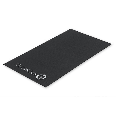 Complete your training setup with the Saris training mat so you can focus on your workout without damaging the floor. - $74.99