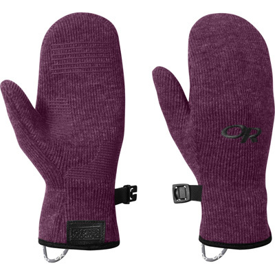 Keep your kiddos' hands warm and insulated on a long day of cold-weather adventures with Outdoor Research Kids' Flurry Mittens - $23.00