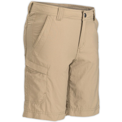 Camp and Hike Active boys won't scare off this determined short. Ideal for hiking and climbing, the Cruz is made of quick-drying performance nylon with a crotch gusset and secure zip pockets at the back and side. - $17.23