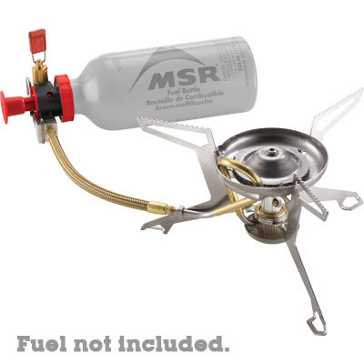 Redesigned for a lighter trail weight, the MSR WhisperLite International represents the gold standard for multi-fuel stoves. - $79.96