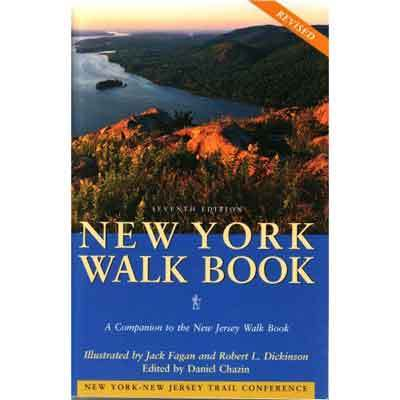 Camp and Hike Connect with nature with the New York Walk Book: A Companion to the New Jersey Walk Book from the New York-New Jersey Trail Conference. Whether you're a novice walker or experience backpacker, this book contains plenty of trails you'll love. - $22.95