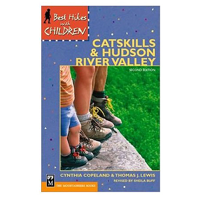 Camp and Hike New York's Catskills have long been an outdoor playground for families escaping from the city. Here's a guidebook that shows you hikes that the whole family can do. Best Hikes with Children in the Catskills and Hudson River Valley includes games that will keep the kids engaged and enjoying the trails. There's something for everyone in this all-inclusive guidebook. - $14.95