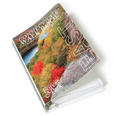 Camp and Hike The definitive guide to the Blue-Blazed hiking trails of eastern Connecticut, including the Metacomet and Mattabesset trails. Three-ring binder format allows you to remove unneeded sections and take along only the maps and trail descriptions that you need. - $24.95