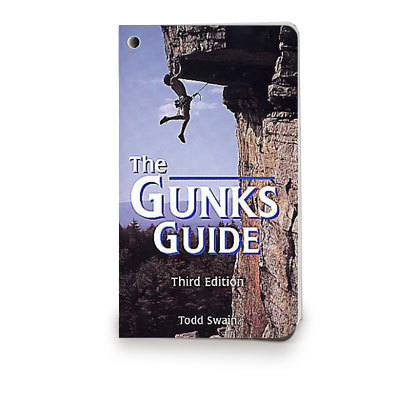 Climbing Completely updated, The Gunks Guide is the comprehensive rock climber's guidebook to 1,200 Shawangunk routes. - $22.00