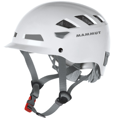 Climbing The Mammut El Cap climbing helmet not only looks great but provides protection with such comfort you won't want to take it off. - $69.95