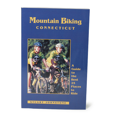 Whether you're a novice or a pro, Mountain Biking Connecticut captures the 25 best places for off-road biking. - $15.95