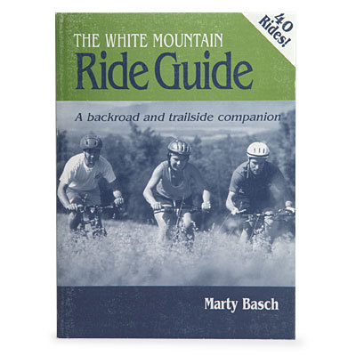 Marty Basch details 40 rides ranging from gentle paths along flowing rivers to challenging trails through rugged mountains in the Granite State's White Mountains. This book offers rides of interest to both mountain bikers and road cyclists of all abilities. - $14.95
