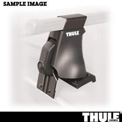 Fit Kits mirror your vehicle's roof profile. Thule makes over 250 different kits to ensure a custom fit between the appropriate foot pack and the specific make and model of your vehicle.This product will be shipped directly from Thule and will leave their warehouse in 2-3 business days. Eligible for UPS ground shipping only. - $89.95