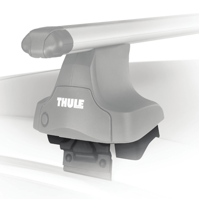 Fit Kits mirror your vehicle's roof profile. Thule makes hundreds of different kits to ensure a custom fit between the appropriate foot pack and the specific make and model of your vehicle. - $94.95