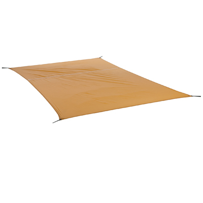 Specifically designed for use with the Big Agnes Fly Creek 3 tent, this footprint can also be used in the Fast Fly configuration to pitch a lightweight shelter while leaving the tent body behind. - $75.00