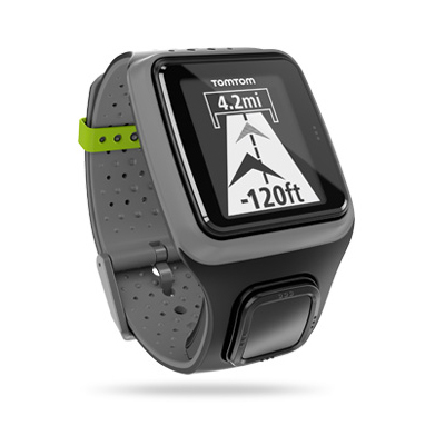 Stay motivated and reach your running goals with the TomTom Runner GPS Watch. Get easy access to the information you need to track your progress and boost your performance, then sync your data to your favorite fitness app to analyze and share. - $129.99