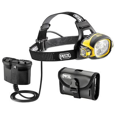 For activities that demand an intense amount of light (think caving or getting an alpine start on something epic), the Petzl Ultra Vario Belt rechargeable headlamp is as good as it gets. With 450 lumens lighting the way, you'll be nearly unstoppable. - $500.00