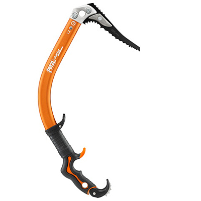 The Petzl Ergo Ice Axe is the ultimate tool for the most difficult dry tooling pitches and the most unlikely ice columns. - $360.00