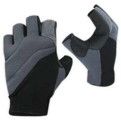 Kayak and Canoe The Contact Fingerless gloves from Stohlquist offer protection and warmth without giving up the feel for the paddle, helping you retain precise feel and control. - $25.95