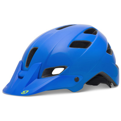 A trail-ready helmet with skate-style design and a smooth profile, the Giro Feature bike helmet offers extra coverage and high performance for long MTB days. - $44.98