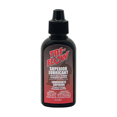 Super Lubricant is perfect for dry road conditions. - $4.99