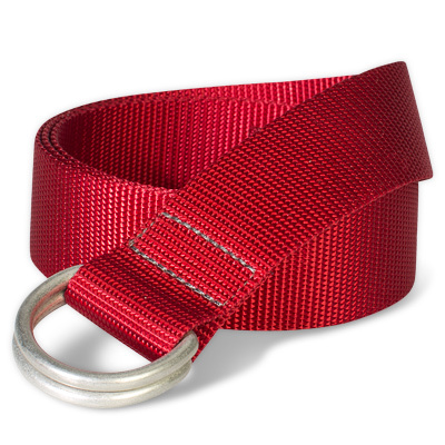 Our standard nylon-webbing belt is very durable, and dries faster than leather or cotton. - $15.00