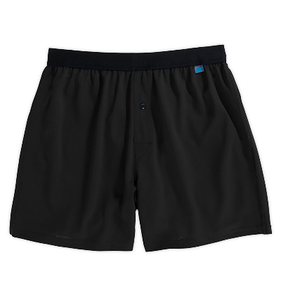 Hike, run, ride, or climb-these boxers wick moisture to keep you dry and comfortable when you're on the move. - $9.73