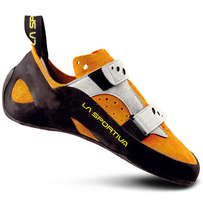 Great for both indoor and outdoor climbing, the La Sportiva Jeckyl VS is a snug-fitting, comfortable climbing shoe designed with beginners in mind. - $120.00