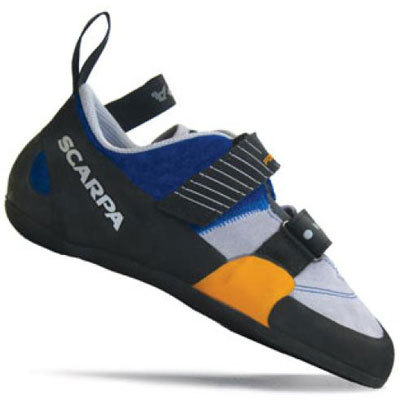 Climbing Best suited for trad climbs or long days at the gym, the Scarpa Force X climbing shoes provide an excellent balance of comfort and technical performance. - $139.00