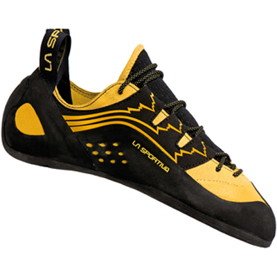 A lace up version of the La Sportiva Katana, for a precision fit where accuracy is required to send a route. - $165.00