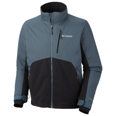 For a bonanza of warmth that's totally breathable and moisture wicking, the Zephyr Ridge Jacket goes beyond the coziness of fleece with the addition of synthetic insulation, Columbia's Omni-Heat thermal reflective lining, and windproof Omni-Wind. - $94.98