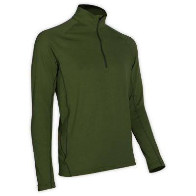 Ideal for cold-weather hiking, skiing, and running, our Power Dry 1/4 Zip retains heat and wicks moisture. Wear as a heavyweight base layer, an insulating midlayer, or alone under a shell on milder winter days. - $27.73