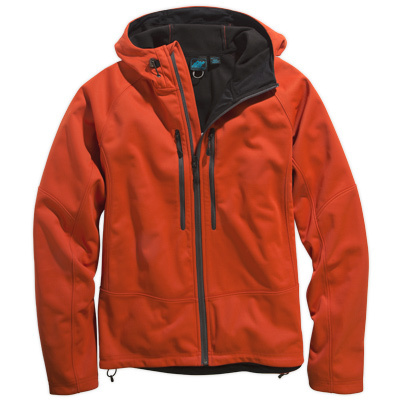 Ideal for rock climbing, hiking, and aerobic activities in cool conditions, our high-performance soft shell jacket is weather resistant and breathable with 2-way stretch for mobility. - $52.48