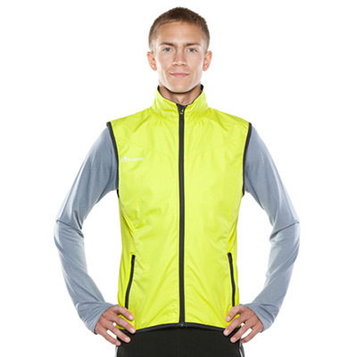 A terrific layering piece for moderate to cold weather, SportHill's Prism Vest is water and wind repellent with soft, stretchy panels at the sides and back for optimal mobility. - $52.48