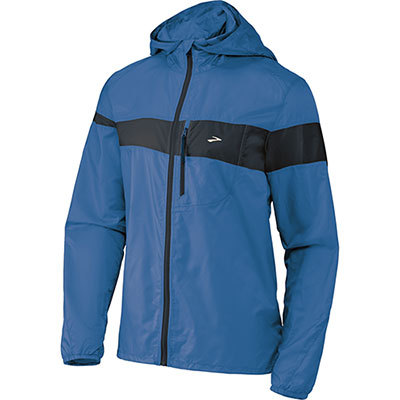 A windproof and water-resistant companion for running, walking, and travel, the Brooks LSD Lite III is easy to pack and stash. Double back ventilation and pack-in-pocket convenience make this jacket a runner's favorite. - $59.98