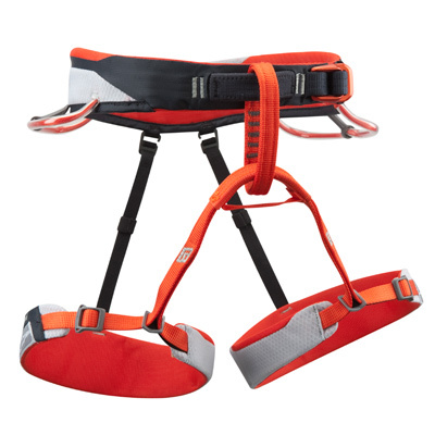 Designed for sport climbing or going light on long routes, the Black Diamond Flight Harness expertly balances comfort and breathability. - $69.95