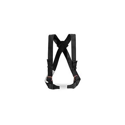 A lightweight low-profile chest harness that adds a little security in sketchy situations. - $39.95