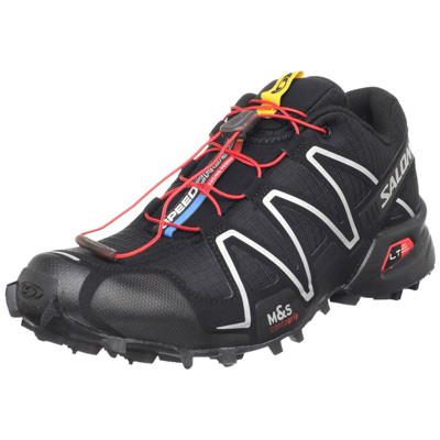 Fitness Updated, the Salomon SpeedCross 3 is a lightweight off-road racing shoe that excels in the worst conditions with a performance fit and aggressive outsole.This product will be shipped directly from Salomon and will leave their warehouse in 2-3 weeks. Eligible for UPS ground shipping only. - $130.00