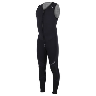 Loaded with features, the NRS Ultra John Wetsuit is durable, comfortable and possible the warmest 3mm wetsuit you can find. - $189.95