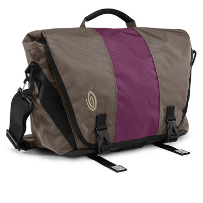 An update to the Timbuk2 Commute 2.0 features a clever laptop compartment that unzips to lay flat so you don't have to remove your laptop at airport security. - $110.00