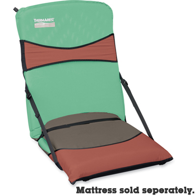 Turn your mattress into a chair with the Therm-A-Rest Trekker Chair and never have an uncomfortable camp night sitting on odd shaped rocks. - $27.96
