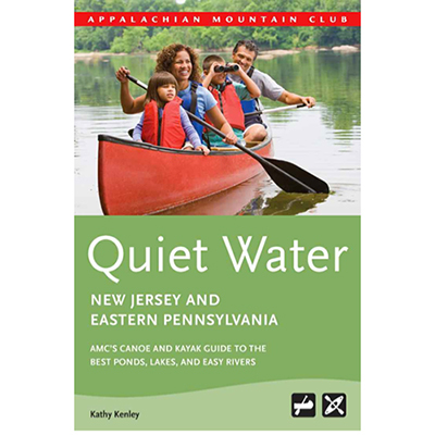Enjoy days of exploring the flat-water lakes, ponds, and rivers of New Jersey and Eastern Pennsylvania with this detailed guide from AMC's popular Quiet Water series, written by Kathy Henley. - $19.95