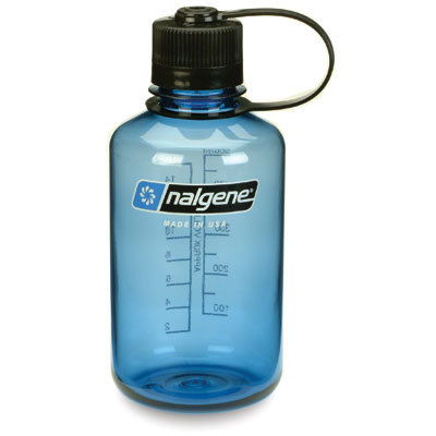 Not too big, not too small, the Nalgene 16 oz. Narrow Mouth Water Bottle is just right. The narrow mouth makes for an easy-breezy drinking experience. - $8.95