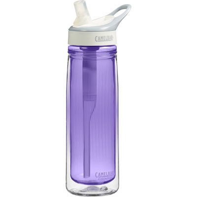 Enjoy freshly filtered water anywhere-the CamelBak Groove Water Bottle filters as you sip, so you can hydrate on the go. - $25.00