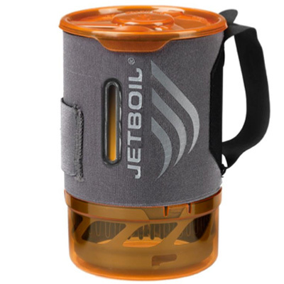 With legendary Jetboil performance and reliability, the FluxRing Sol Aluminum Companion Cup expands cooking options for the Jetboil Sol, Zip, Flash or PCS cooking systems. - $49.95