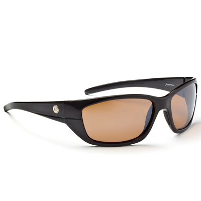 Precision optics, polarized performance, and lightweight comfort are combined in the intrepid look of Optic Nerve's Fragment Sunglasses-so get out and enjoy. - $49.00