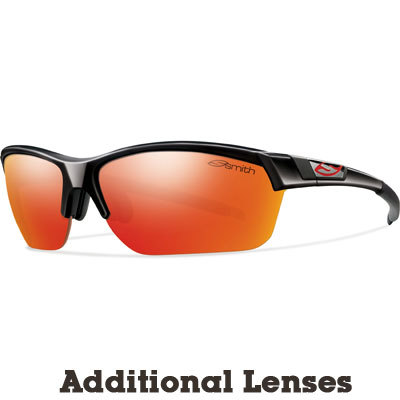 With a do-it-all frame for those who like to run in jeans or hit the coffee shop in Lycra, the adaptable Approach features an adjustable nose and interchangeable lenses for varied light conditions. Enlarged lens profile accommodates those seeking deeper, broader coverage. - $159.00