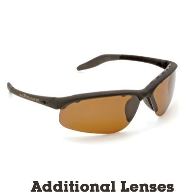 The polarized Native Hardtop XP Sunglasses are ready for any activity in nearly any lighting situation with unique interchangeable temples and lenses. XP means Xtra Protection with 20% larger lenses size. - $129.00