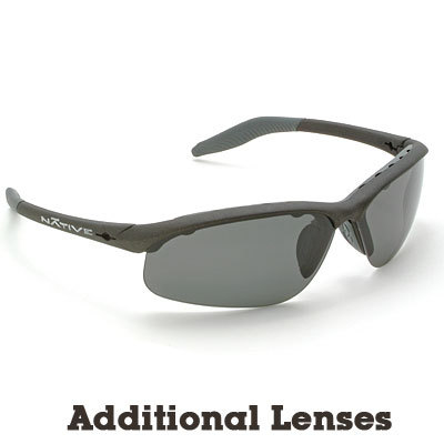 When light conditions change, Native Eyewear's Hardtop XP sunglasses can make the switch from polarized lenses for bright sunlight to nonpolarized lenses for low-light conditions. - $129.00