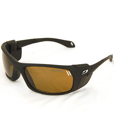 Outdoor sports have met their match with Julbo's Bivouak Sunglasses. Wide coverage with light-changing photochromic lenses, and magnetic side shields offer solar protection for any condition. This product will be shipped directly from Julbo and will leave their warehouse in 2-3 business days. Eligible for UPS ground shipping only. - $190.00